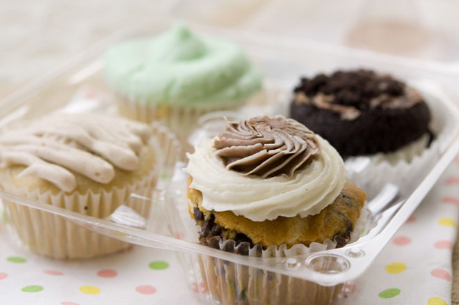 dia doce cupcakes